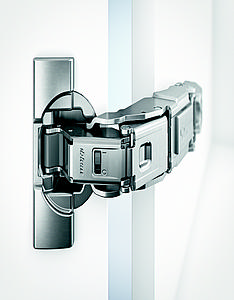 CLIP TOP WIDE ANGLE HINGE SETS