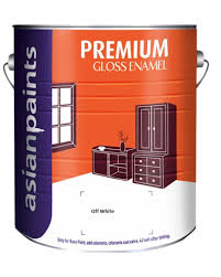 Apcolite Glass Enamel Off White Asian Paint