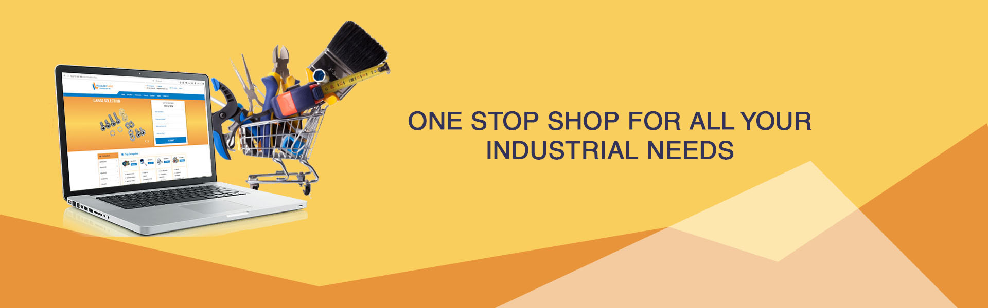 One Stop Shop for all your Industrial needs